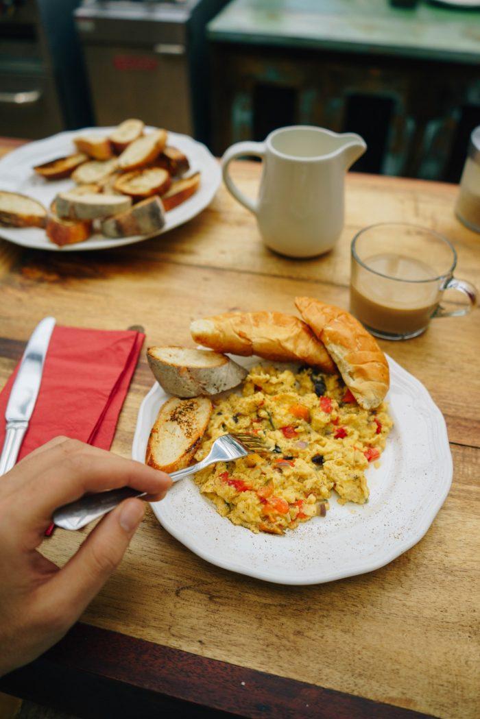 duurzaam hotel ontbijt