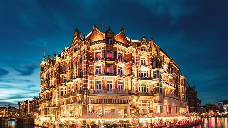 duurste hotel van amsterdam